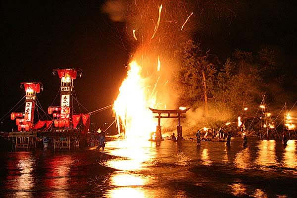 恋路火祭り