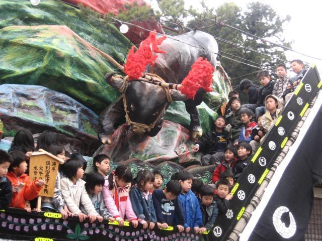 曳山祭【2021年中止】