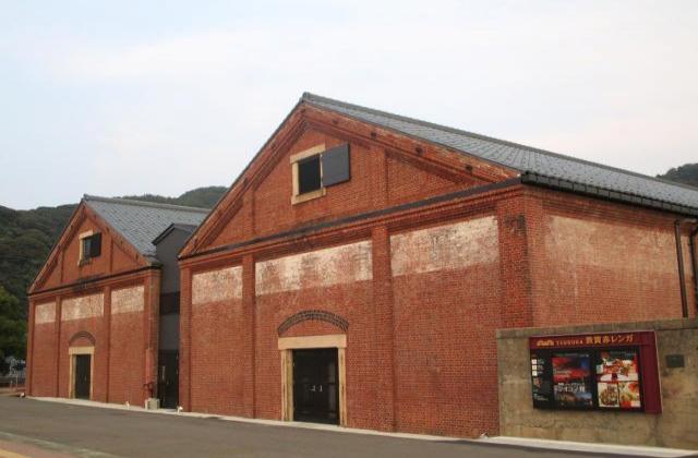 敦賀紅磚倉庫