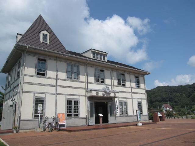 旧敦賀港駅舎(敦賀鉄道資料館)