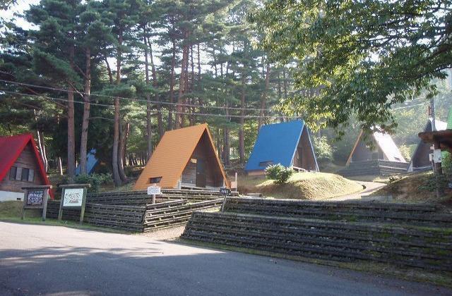 野坂いこいの森キャンプ場