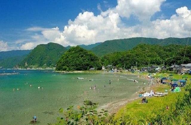 江良海水浴場