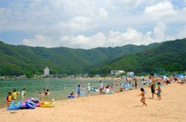 田結海水浴場