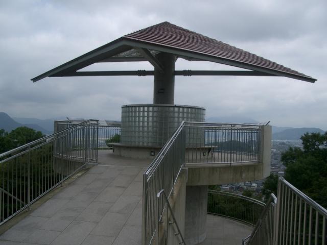 西山公園瞭望台