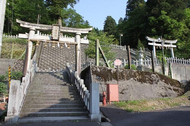 漆器神社(八幡神社)