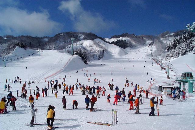 【'20-'21シーズン休業】今庄365スキー場