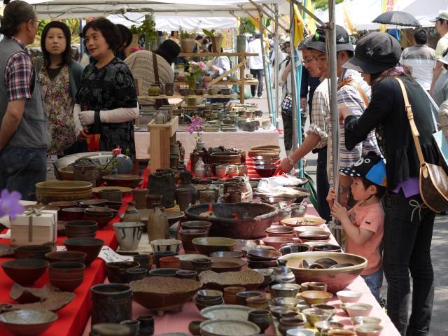 The 37th Echizen ceramic art Festival