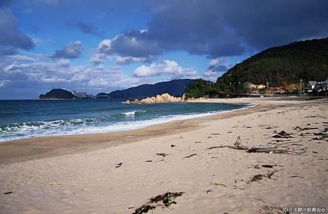 敦賀半島西岸