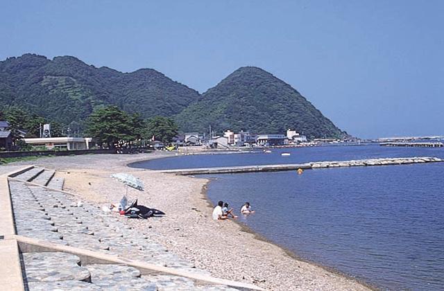早瀬海水浴場
