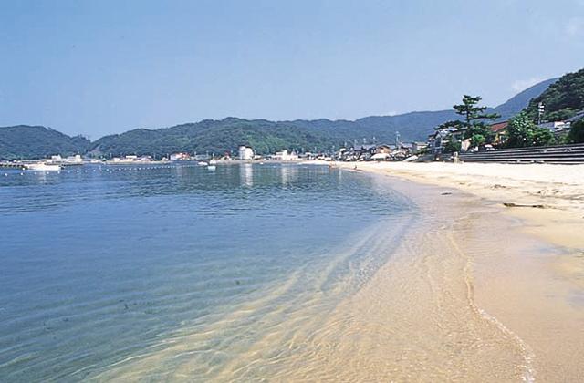 菅浜海水浴場