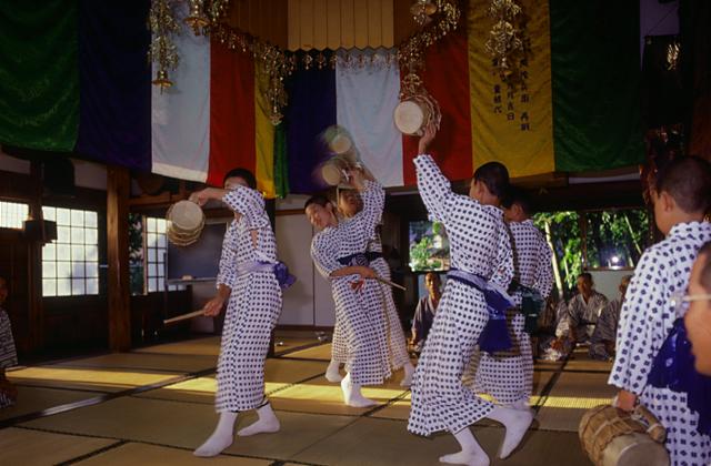 六斎念仏踊