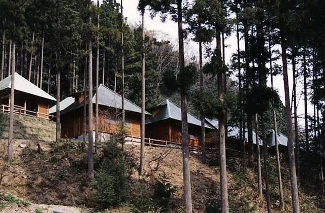 八ケ峰家族旅行村キャンプ場
