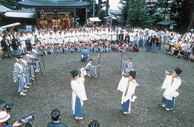 七年祭(式年大祭)