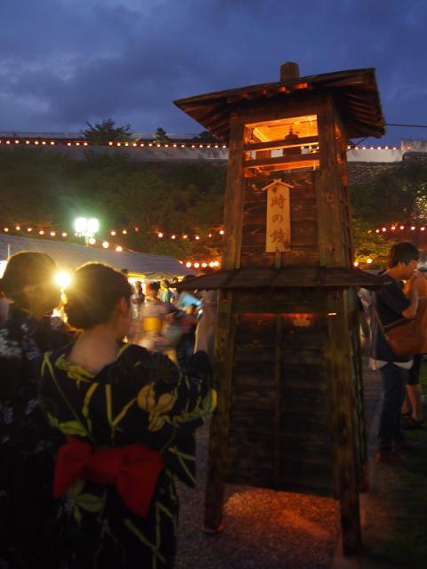 小江戸甲府の夏祭り