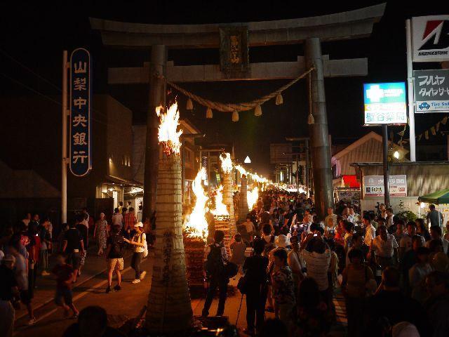 Yoshida Fire Festival, Susuki Festival★19202ba2212061285