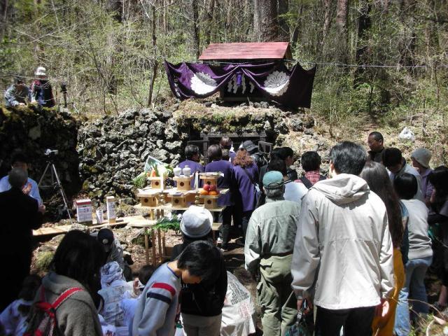 吉田胎内神社例大祭(吉田胎内祭)