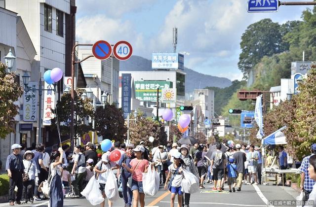 【2020年中止】武田の里フェスタ・にらさき