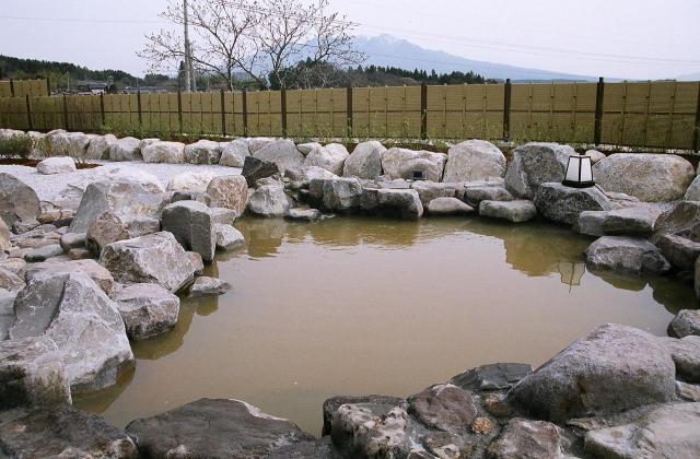甲斐駒ケ岳温泉 尾白の湯