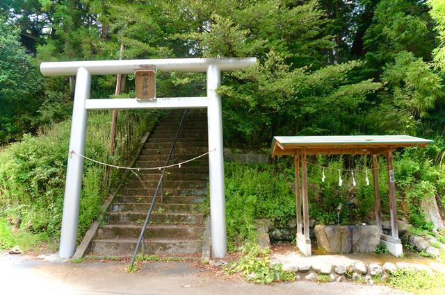 一宮神社(山梨県上野原市)