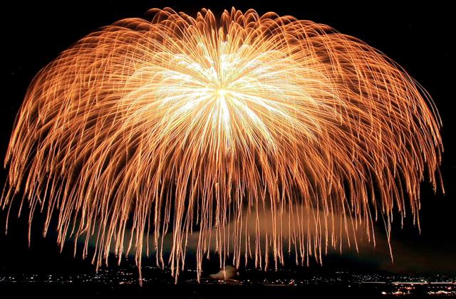 【2021年中止】神明の花火大会