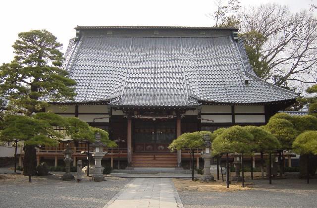 寿命山昌福寺