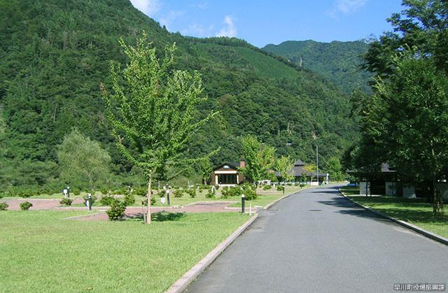 早川町自動露營地