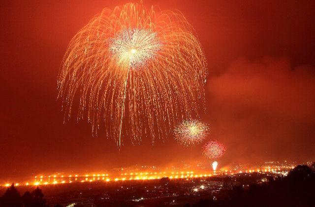 南部の火祭り(2020年は中止)