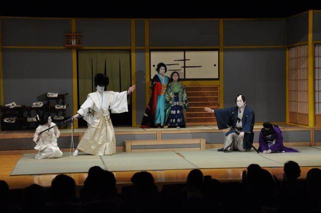 内船歌舞伎