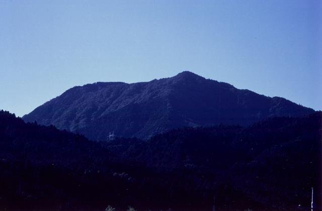 貫ケ岳(山梨百名山)