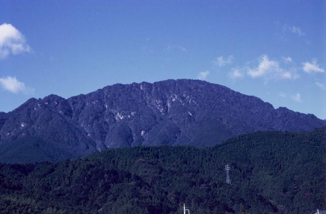篠井山(山梨百名山)