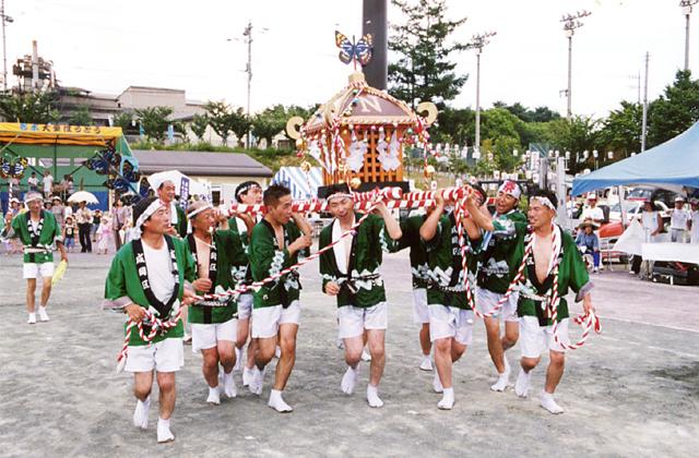 北杜ふるさと祭り