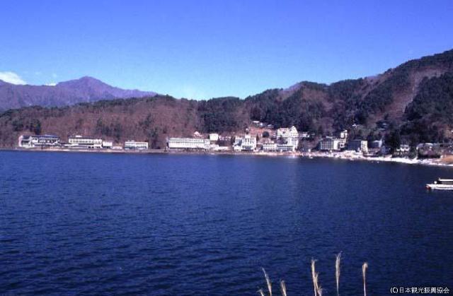 富士河口湖溫泉鄉