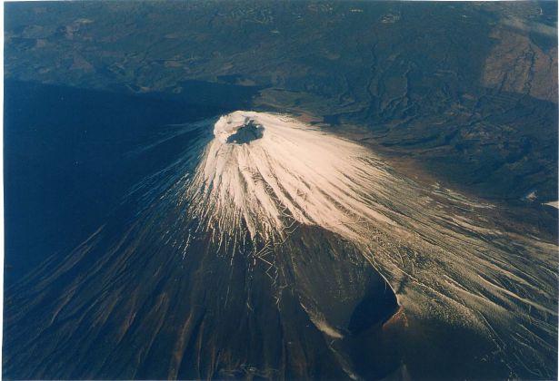 富士山(山梨県鳴沢村)