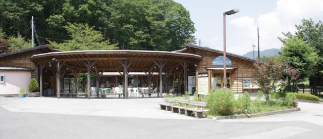 道の駅 こすげ 物産館