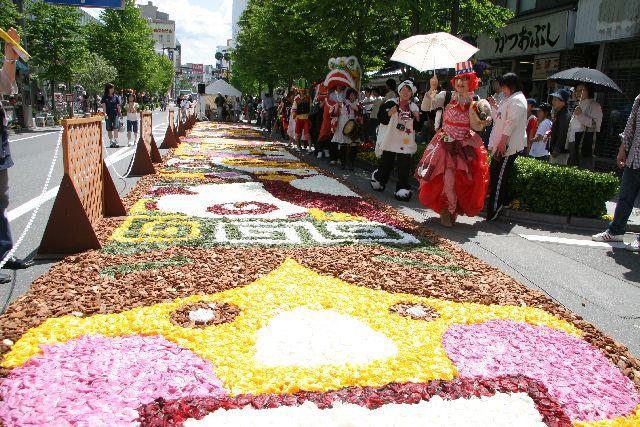 【開催中止】善光寺花回廊 ながの花フェスタ2020