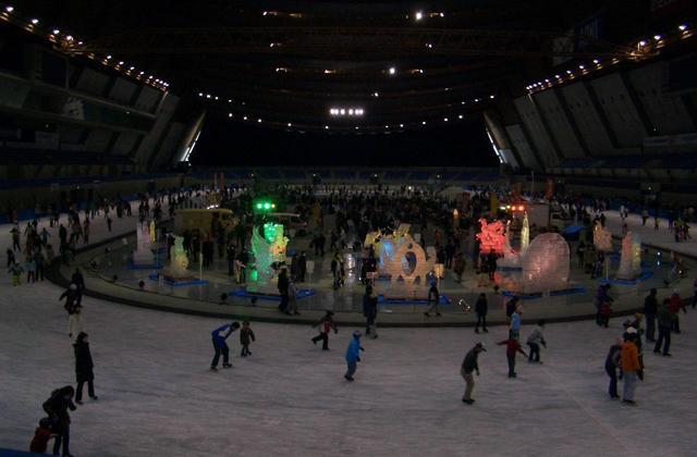 第20回氷の彫刻展