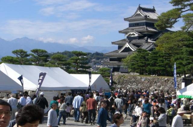 【開催中止】2021年度 信州・松本そば祭り