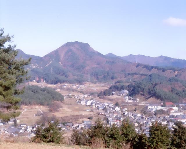 虚空蔵山(長野県松本市)