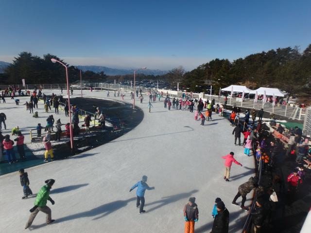 【開催中止】市民の森スケート場まつり