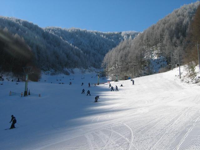 武石番所ヶ原スキー場開き