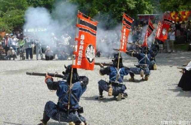 (2021年は開催予定周知せず)高島城祭