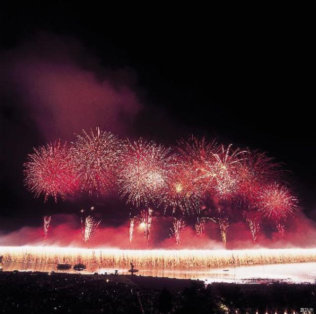【2020年度開催中止】第72回諏訪湖祭湖上花火大会