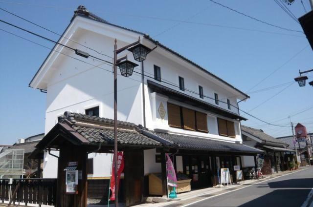 須坂市 蔵のまち 観光交流センター