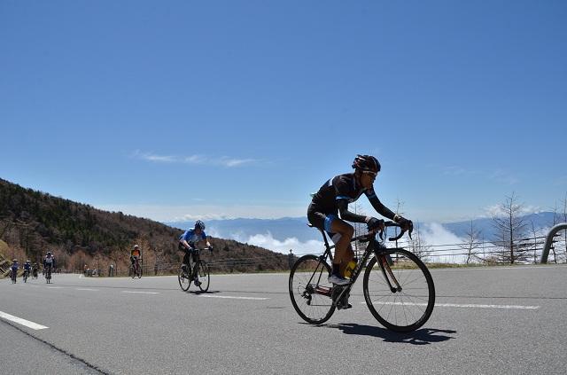 【中止】サイクリング・フェスティバルあさま 車坂峠ヒルクライム