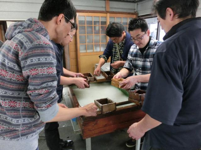 信州松崎和紙工業(有)