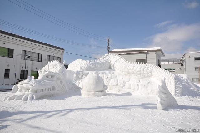 いいやま雪まつり