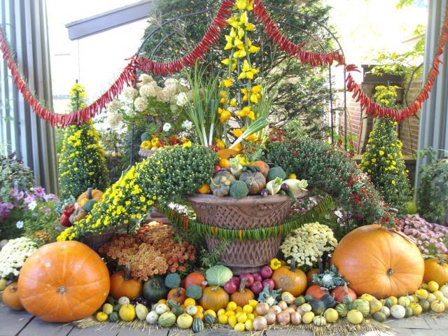 蓼科バラクラ収穫祭 ハーベストフェスティバル