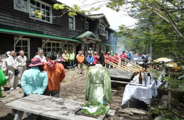【2020年中止】小海町八ヶ岳開山祭
