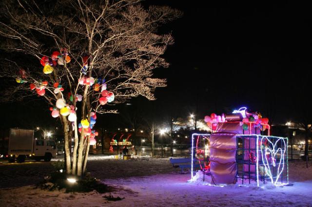 軽井沢ウィンターフェスティバル2015