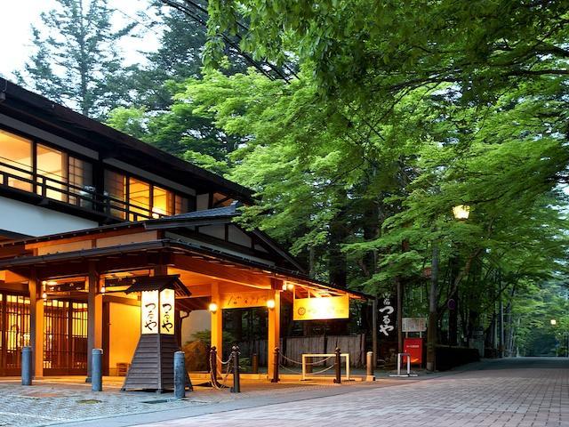 軽井沢つるや旅館